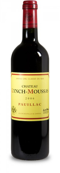 Lynch Moussas, Grand Cru Classé
