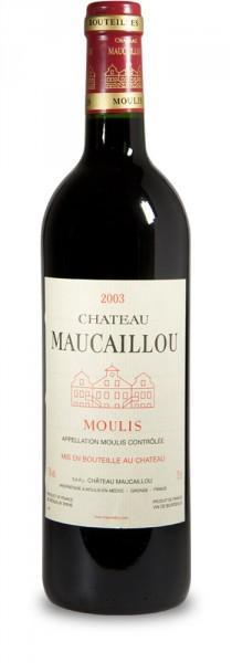 Maucaillou, Cru Bourgeois supérieur | 2003