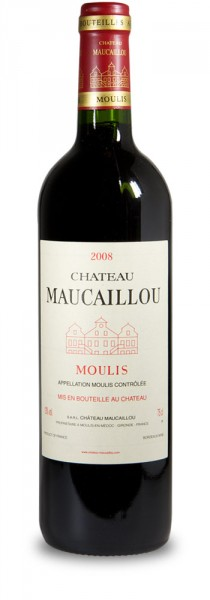 Maucaillou, Cru Bourgeois supérieur | 2008